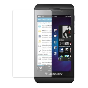 Ultra-Clear LCD Screen Protector for BlackBerry Z10 BB 10