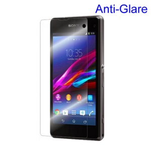 Anti-glare LCD Screen Protector for Sony Xperia Z1 Mini Compact D5503