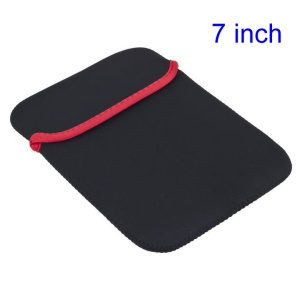 Universal Soft 7-inch Tablet Sleeve Bag Pouch, Size: 210 x 145mm