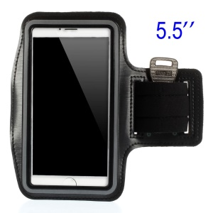 Running Jogging Sports Gym Armband Case for Samsung Galaxy Note 3 N9005, Size: 151.2 x 80mm - Black