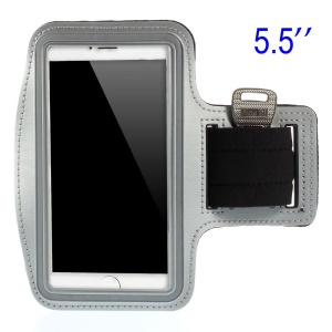 Running Sports Armband Case for Samsung Galaxy Note 3 N9005, Size: 151.2 x 80mm - Grey