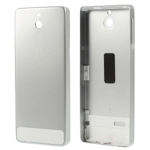 OEM Battery Back Housing Cover Replacement for Nokia 515 - Silver