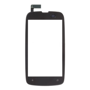 Nokia Lumia 610 Black Touch Screen Digitizer Front Glass Replacement OEM