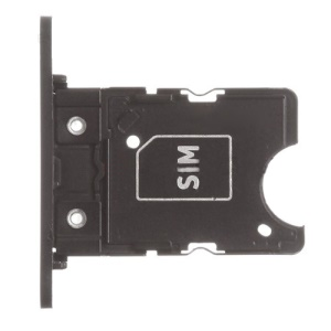 OEM SIM Card Tray Replacement Part for Nokia Lumia 1020 - Black