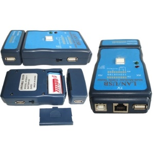 USB Cable , RJ45 and RJ11 Cable Tester