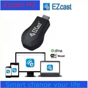 M2 Android HDMI 1080P Ez Cast Player Dongle Wifi Display Receiver Adapter