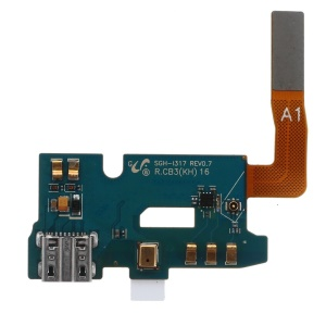 OEM Dock Connector Charging Port Flex Cable for Samsung I317 Galaxy Note 2 AT&T