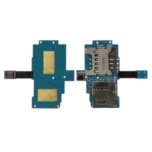 Memory and Sim Card Holder Flex Cable for Samsung I9003 Galaxy SL