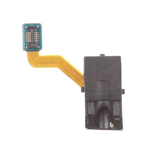 Earphone Jack Flex Cable Repair Part for Samsung Galaxy S4 Mini GT-I9195 LTE (OEM)