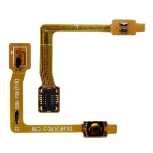 Power Button Flex Cable Ribbon for Samsung Galaxy Note ii N7100
