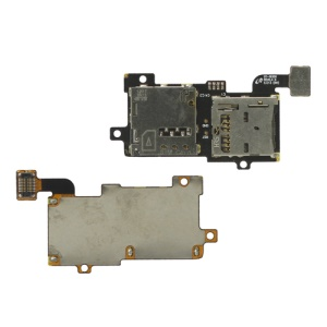 SIM Card Connector and Memory Card Holder for Samsung i9300 Galaxy S iii