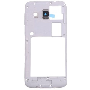 White OEM Rear Housing Plate Replacement for Samsung Galaxy Express 2 SM-G3815