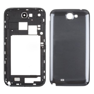 Grey OEM Full Housing for Samsung I317 Galaxy Note 2 AT&T
