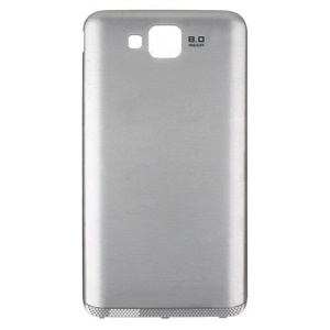 OEM Rear Back Housing Cover Replacement for Samsung Ativ S I8750 - Gray