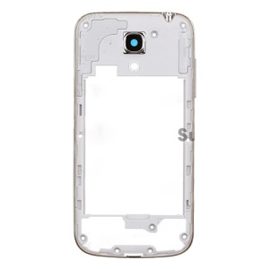 White for Samsung Galaxy S4 Mini I9190 Middle Plate Housing Cover OEM
