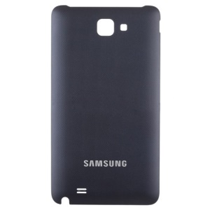Back Cover Housing Battery Door for Samsung Galaxy Note i9220 N7000 OEM - Black