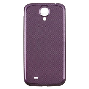 Purple Housing Battery Cover for Samsung Galaxy S4 S IV i9500 i9505 (OEM)