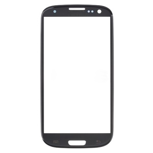 For Verizon Samsung Galaxy S III SCH-I535 Front Outer Glass Lens Cover - Blue