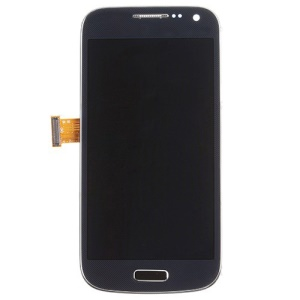 Black OEM LCD Screen and Digitizer Assembly with Front Housing for Samsung Galaxy S4 mini GT-I9195 LTE