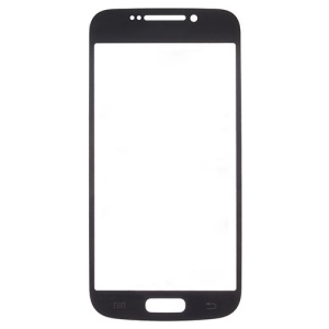 Black Front Outer Screen Glass Lens for Samsung Galaxy S4 mini GT-I9195 LTE