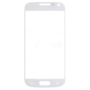 White Front Lens Screen Glass Replacement for Samsung Galaxy S4 mini GT-I9195 LTE