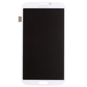 LCD Screen and Digitizer Assembly for Samsung Galaxy Mega 6.3 I9200 w/ Floating Touch - White