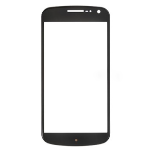 Black For Samsung Galaxy Nexus i9250 Front Glass Lens Replacement