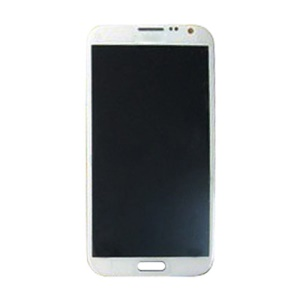 For Samsung Galaxy Note ii N7100 LCD Assembly with Touch Screen Digitizer (OEM) - White