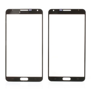 Grey Front Glass Screen Lens Replacement for Samsung N9005 Galaxy Note 3