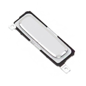 OEM Main Return Keypad Home Button Replacement for Samsung Galaxy S4 IV SGH-I337 AT&T - White