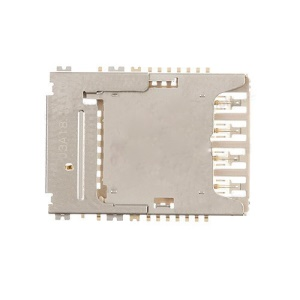 OEM SIM Card Reader Contact Repair Part for Samsung Galaxy Note 3 N9005