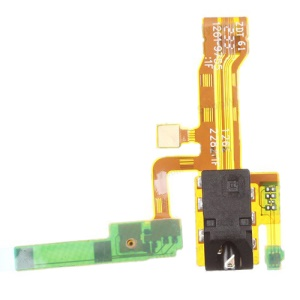 OEM Earphone Jack Flex Cable Ribbon for Sony Xperia ZL L35h C6503