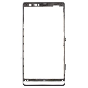 Black OEM Front Housing Repair Part for Sony Xperia SP C5303 M35h