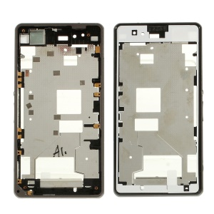 OEM Front Housing LCD Frame Plate for Sony Xperia Z1 Compact D5503