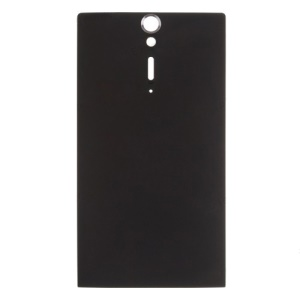 OEM Battery Door Cover Housing for Sony Xperia S LT26i - Black