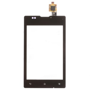 OEM LCD Touch Screen Digitizer for Sony Xperia E C1505 - Black