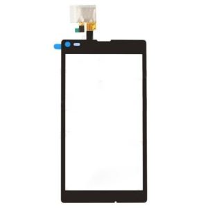 OEM LCD Digitizer Touch Screen for Sony Xperia L S36h C2105 - Black
