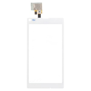 OEM LCD Touch Screen Digitizer for Sony Xperia L S36h C2105 - White
