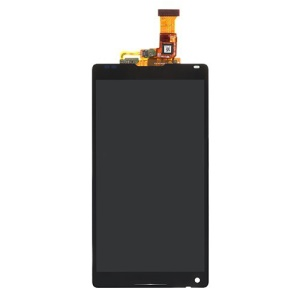OEM LCD Display Screen Touch Digitizer Assembly for Sony Xperia ZL C6503 C6502 C6506 L35h