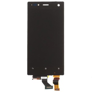OEM LCD Screen and Digitizer Assembly Repair Part for Sony Xperia Acro S LT26w
