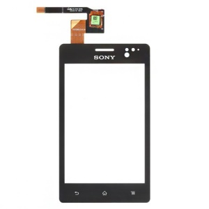 For Sony Xperia Go ST27i Touch Screen Digitizer Front Glass Replacement OEM