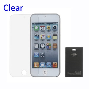 Clear LCD Screen Protector Film Cover for iPod Touch 5