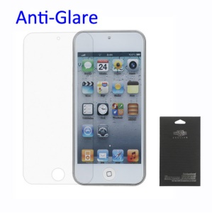 Anti-glare LCD Screen Protector Guard Film for iPod Touch 5