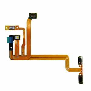 Power Volume Button On/Off Switch Flex Cable Replacement for iPod Touch 5