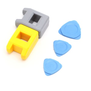 5 in 1 Magnetizer Demagnetizer and Triangle Pry Pick Tool for Mobile Phones (No.1301)