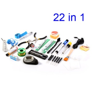 22 in 1 Soldering Welding Iron Kit for Mobile Phone Repairing