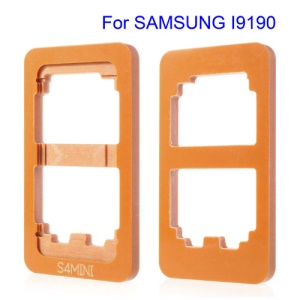 LOCA Alignment Mould Mold for Samsung Galaxy S4 mini i9190 LCD Touch Screen Outer Glass Lens