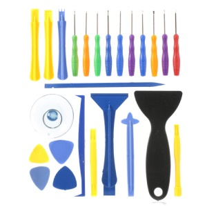 26 in 1 Precise Screwdriver Set Opening Tools for iPhone iPad Samsung HTC Etc