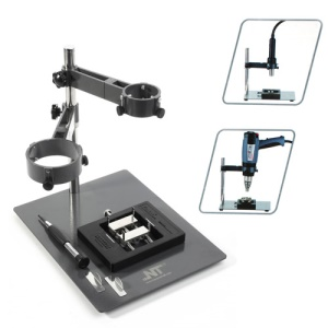 Fixtures BGA Soldering Station Air Gun Holder Repair Mobile Platform