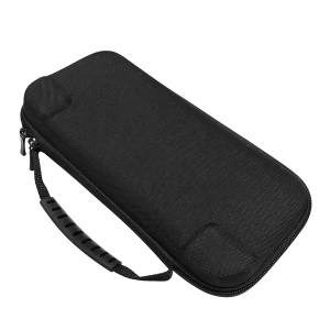 Carrying Storage Bag Silicone Case for Nintendo Switch NS NX - Black